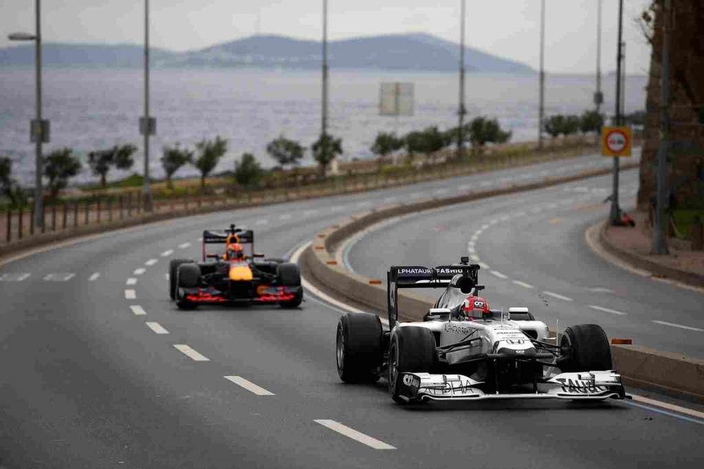 Honda F1 Takımları 1