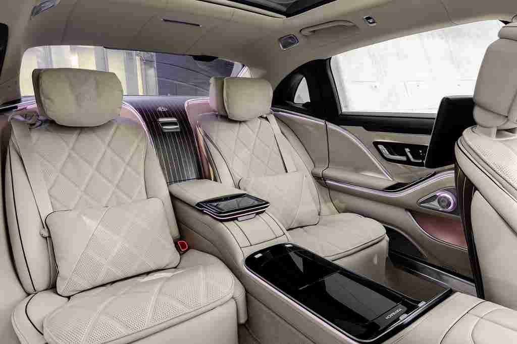 Yeni Mercedes-Maybach