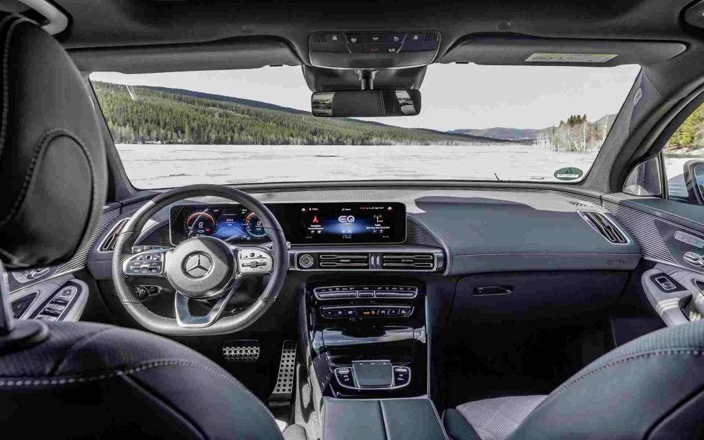 Mercedes-Benz Yeni EQC